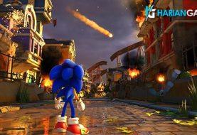 Inilah Cuplikan Video Gameplay Perdana Dari Sonic Force