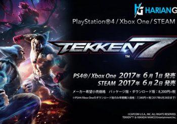 Inilah Cuplikan Video Keren Tekken 7 Yang Dibagikan Bandai Namco