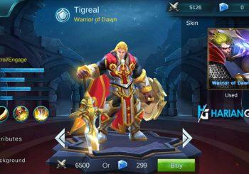 Guide Hero Tigreal Mobile Legends