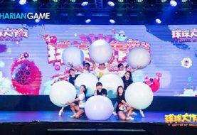 Di Taiwan LINE Resmi Meluncurkan Game Mobile Battle of Balls