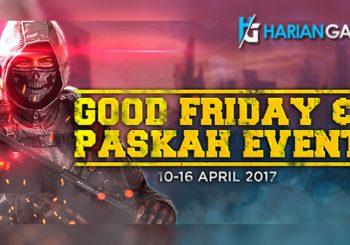 Black Squad Indonesia Bagikan Hadiah Menarik Di Good Friday & Paskah Event