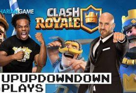 2 Pegulat WWE Ini Ternyata Doyan Main Tag Team Battle Mode Dalam Clash Royale