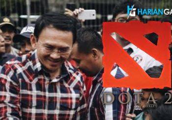 Tim Esports Dota 2 Yang Mewakili Indonesia Mendapat Dukungan Dari Ahok