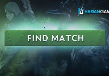 Kini Bermain Ranked Match Di DOTA 2 Membutuhkan Nomor Telepon