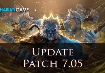 Inilah Perubahan Hasil Update Dota 2 Patch 7.05