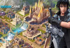 Game Mobile FInal Fantasy XV: A New Empire Telah Diluncurkan Untuk Perangkat iOS