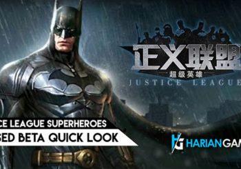 Game Mobile Justice League: Superheroes Akan Segera Hadir Untuk Versi China