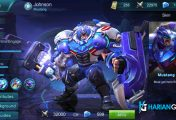 Guide Hero Johnson Mobile Legends