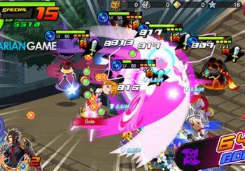 Kini Game Mobile Kingdom Hearts: Union X Sudah Bisa Dimainkan