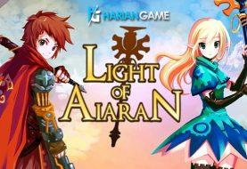Game Mobile MMORPG Light of Aiaran Kini Sudah Hadir Untuk Android