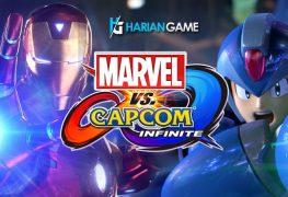 Inilah Tanggal Rilis Marvel vs. Capcom Infinite
