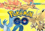 Penjelasan Niantic Labs Tentang Pokemon Legendaris di Pokemon Go
