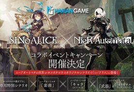 Event Seru Game Mobile SINoALICE Yang Akan Berkolaborasi Dengan NieR: Automata