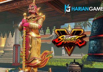 Karena Terdapat Beberapa Suara Lantunan Islam Stage Kuil untuk Street Fighter 5 Dihapus