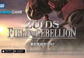 Inilah Video Penampilan Game Mobile Zoids: Field of Rebellion