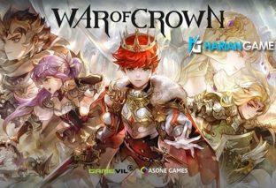 Game Terbaru War of Crown Dari Gamevil Sudah Dirilis Untuk Perangkat Mobile