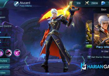 Guide Hero Alucard Mobile Legend Mode God of Vampiric