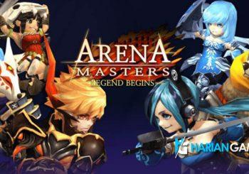 Nexon Merilis Game Mobile Terbaru Arena Masters: Legend Begins