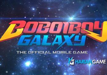 Game Mobile Boboiboy Galactic Heroes Masuk Top 10 di Playstore