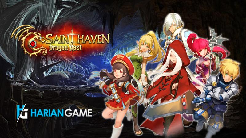 Review Game Mobile Dragon Nest: Saint Haven