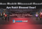 Game Mobile Evilbane: Rise of Ravens Meluncurkan Update Gear Baru: Gale Cloak