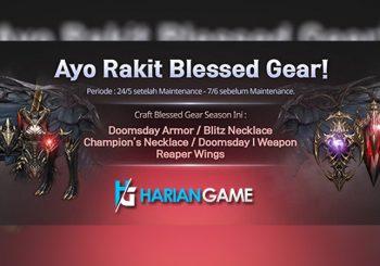 Game Mobile Evilbane: Rise of Ravens Meluncurkan Update Gear Baru: Gale Cloak