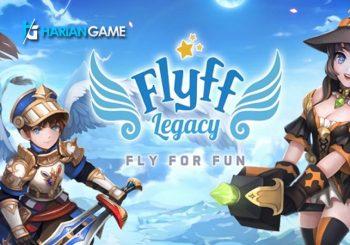 Game Mobile MMORPG Flyff Legacy Sudah Resmi Dirilis