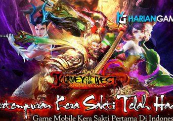 Game Mobile Immortal Saga Sensasi Berpetualang Dan Menjadi Kera Sakti