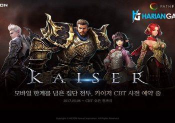 Inilah Kaiser Game Mobile Action MMORPG Terbaru Dari Nexon