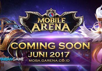 Mobile Arena Game Moba Yang Siap Saingi Mobile Legends: Bang Bang