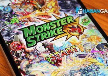 Game Mobile Monster Strike Yang Menjadi Nomor 1 Di Jepang Akan Segera Ditutup
