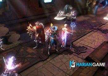 Pertengahan Tahun 2017 Game Mobile Royal Blood Akan Dirilis