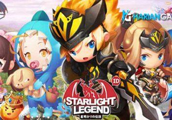 Starlight Legend ID Game Mobile MMO Side-Scrolling Yang Bikin Ketagihan