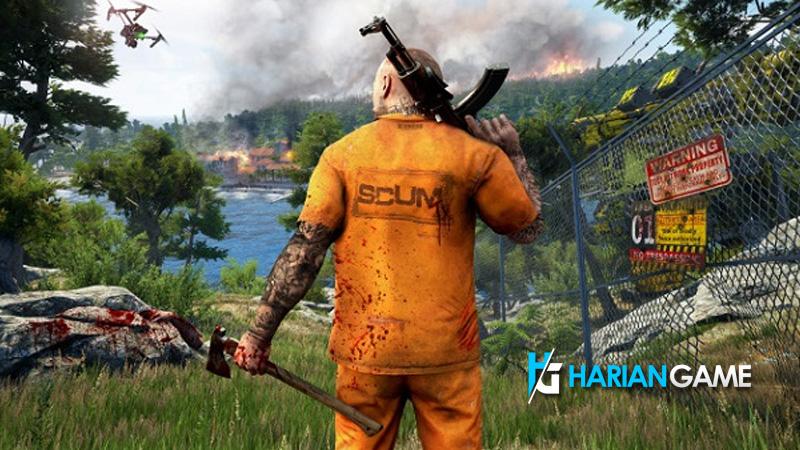 Video Gameplay Game Survival Yang Sedang Booming Berjudul SCUM