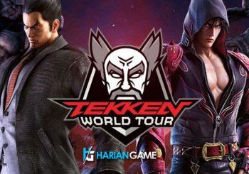Turnamen Tekken World Tour Yang Disponsori Bandai Namco Berhadiah 2,7 Milyar
