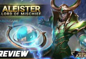 Inilah Review Aleister Hero Baru Mobile Arena