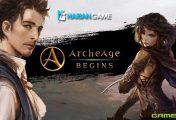 Tahap Closed Beta Kedua Dari Game Mobile ArcheAge Begins Akan Segera Dimulai