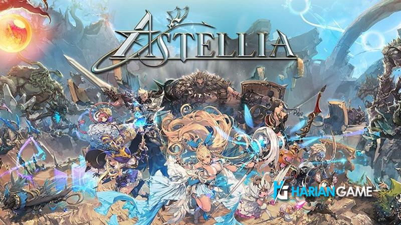 Astellia Game MMORPG TCG Akan Memulai CBT Pada Akhir Juni