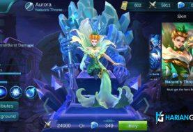 Guide Hero Aurora Mobile Legends
