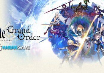 Game Mobile Fate Grand/Order Versi Inggris Sekarang Sudah Bisa Di Download