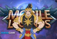 Gatotkaca Dari Komikus Garudayana Resmi Menjadi Hero Baru Mobile Legends Berikutnya