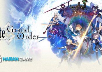 Akhir Juni Ini Game Mobile Fate/Grand Order Versi Inggris Akan Dirilis