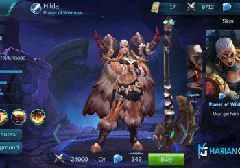 Guide Hero Hilda Mobile Legends