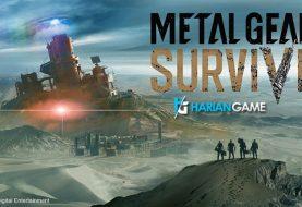Game Terbaru Metal Gear Survive Ditunda Sampai Dengan Awal 2018