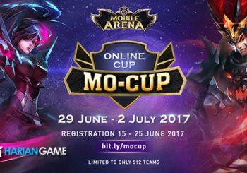 Siapkan Tim Kamu untuk Turnamen Mobile Arena Pertama di Indonesia