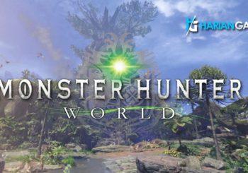 Capcom Kembali Bagikan Video Cuplikan Gameplay Baru untuk Monster Hunter: World