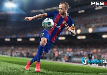 Konami Pastikan Pro Evolution Soccer 2018 Versi PC Jauh Lebih Keren Dibandingkan Versi Konsol