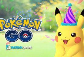 Pokemon Go Menggelar Update Super Besar Di Ulang Tahun Pertamanya