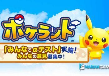 Inilah Game Mobile Pokemon Terbaru Berjudul PokeLand Dari Pokemon Company
