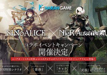 Game Mobile RPG SINoALICE Telah Resmi Dirilis Bersama Event Kolaborasi NieR: Automata